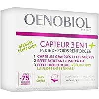 Oenobiol Capteur 3 en 1 + Perte de Poids Renforcée 60 Gélules