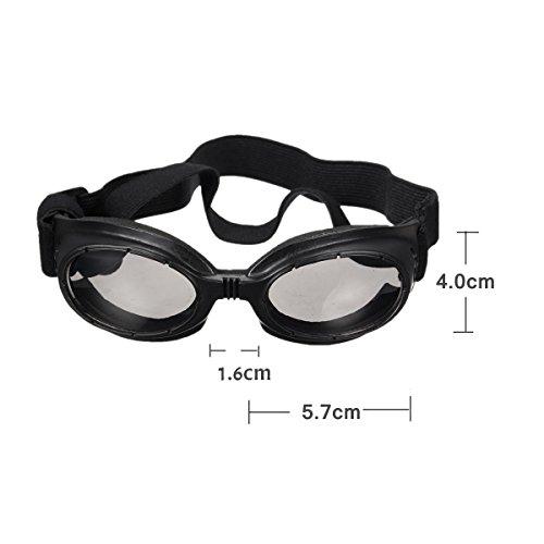 Brille für Haustiere – Hundesonnenbrille – Sonnenschutz - 4
