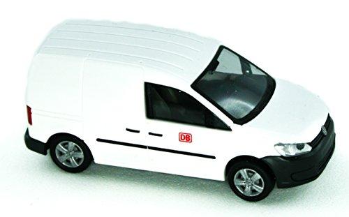Preisvergleich Produktbild Rietze 31810 - VW Caddy Kasten '11 Deutsche Bahn - 1:87