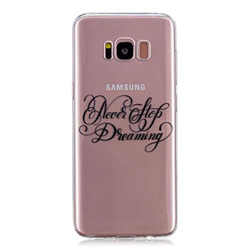 JEEXIA® Funda para Samsung Galaxy S8+ / S8 Plus