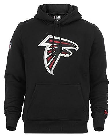 New Era Sweat-shirt à capuche avec le logo de l'équipe de football américain