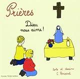 Livret de prieres : dieu nous aime (1997)