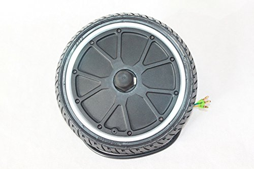"24V 250W / 36V 250W 8 Zoll-ultradünner Naben-Motor mit Reifen-Breite 45mm nur 8 \""E-Scooter Gearless Motor DIY elektrisches Kickscooter Motorrad (24V250W)"