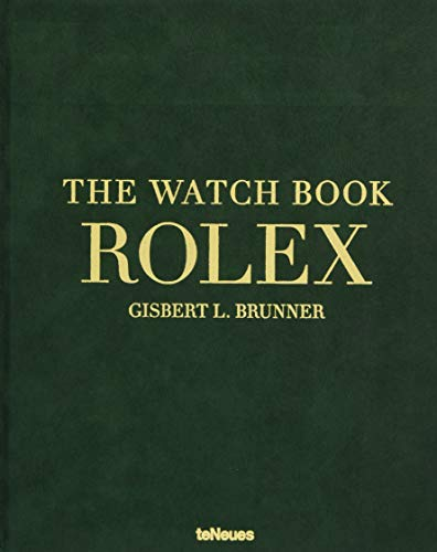 The watch book Rolex par Gisbert Brunner