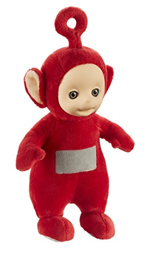 Teletubbies Talking Po Soft Toy  Red