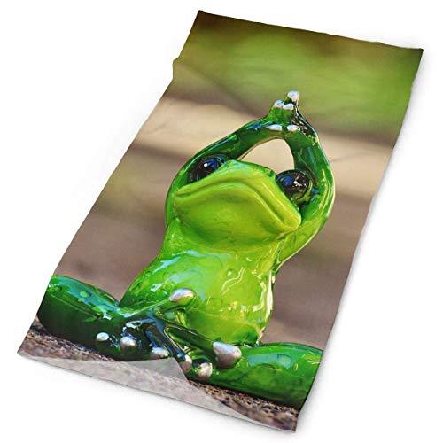 SHALLY Headbands Yoga Frogs Headwear Bandana Sweatband Gaiter Head Wrap Mask Neck Outdoor Scarf Outdoor18 -