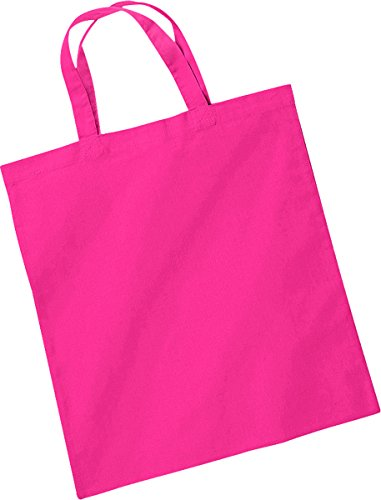 CreativeMinds UK , Damen Tote-Tasche Fuchsia
