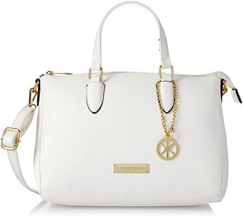 Kathleen Kelly NY Women\'s Handbag (Pearl White) (KK006WA)