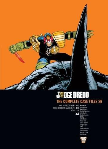 Judge Dredd: Casefiles 26