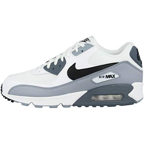 Nike Air Max 90 Essential Sneaker Low (Weiße Nike Boys Sneakers)