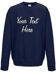 Direct 23 Ltd Personalised Sweatshirt