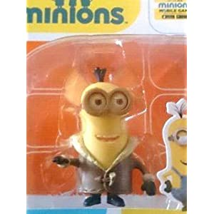 Minions Movie, Bored Silly Kevin Mini Figure 11
