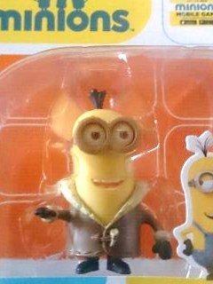 Minions Figur Kevin mit Mantel - PM Poseable -