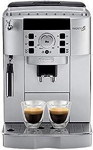 ديلونجي ماغنيفيكا ماكينة تحضير القهوة تحول حبوب القهوة غير المطحونة إلى قهوة جاهزة للشرب مباشرة، ECAM22.110.SB