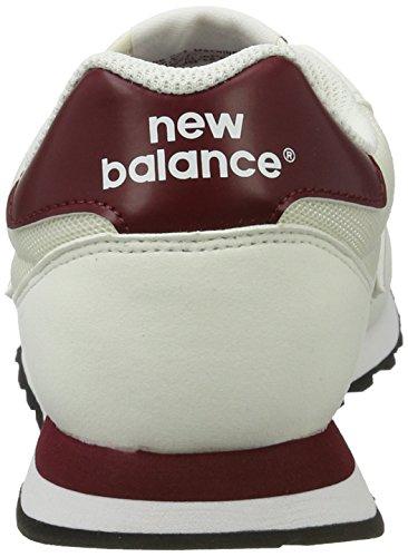 Equilibrio Homme Nuovo Blanc bianco Gm500 Rosso Cestini aHdqg