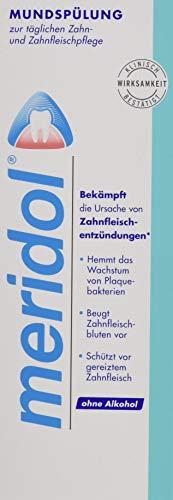 meridol Mundspülung, 3er Pack (3 x 400 ml)