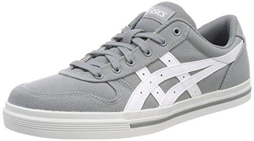Asics Herren Aaron Sneaker Weiß (Stone Grey/white 1101)