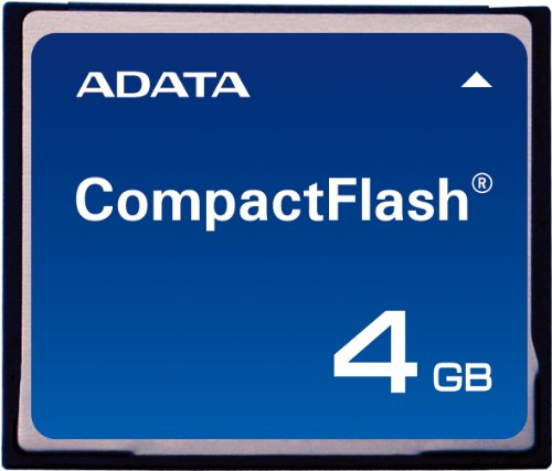 Adata 4gb speedy series cf 4gb compactflash memoria flash