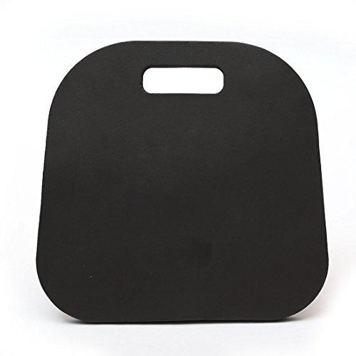 Sport Kissen Memory Foam Luxus Sitzkissen Sportereignis Sitz Pad Angenehmes sitzen Kniend Pad Yoga Kniebank Matte mit Tragegriff für Boot Stadien Bleachers Stühle Sitz -