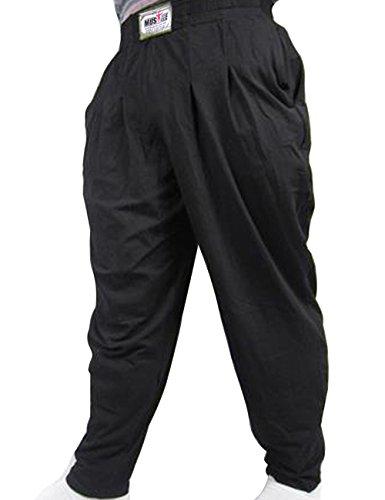 Nombre del árticulo :HombresGimnasio holgados pantalones para culturismo  Material de la tela: Algodón y Spandex  Feactures: Este artículo está especialmente diseñado para el culturismo y los pantalones anchos de entrenamiento. Se trata de una banda ...