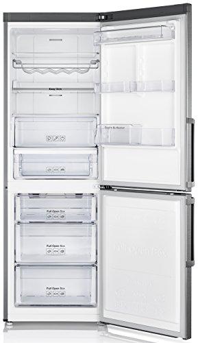 Bild 3: Samsung RB29FEJNBSA/EF Kühl-Gefrier-Kombination / A+++ / 168 kWh/Jahr / 173 L Kühlteil / Edelstahl Look (Metal graphic) / 98 L Gefrierteil / No Frost