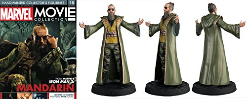 FIGURA DE RESINA MARVEL MOVIE COLLECTION Nº 18 MANDARIN