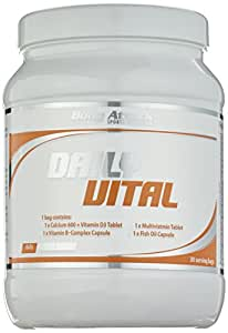 Body Attack Daily Vital, 1er Pack (30x 166g), Dose