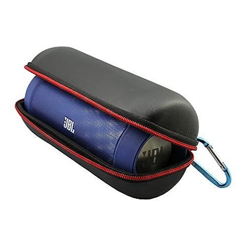 niceEshop(TM) Reisen Case Tasche Halter für JBL Charge 2 Bluetooth