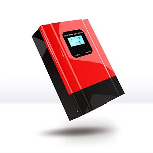 40 A/60 A Solar-Laderegler 12 V 24 V 36 V 48 V Batterie Lade-Entladungsregler mit LCD-Display Max 150 V DC Eingang 90 A Ladung 24v-system
