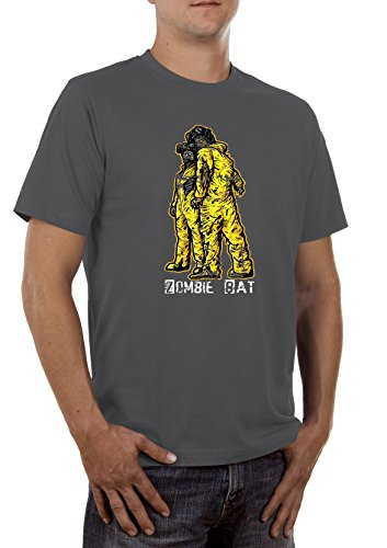 Zombie Bat Herren T-Shirt (Kostüm Kitty Bat)
