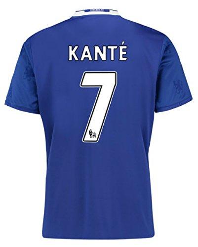 Trikot Adidas FC Chelsea 2016-2017 Home (Kante 7, L) -