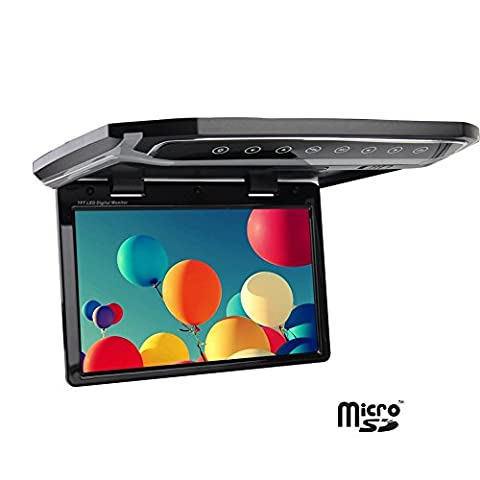 HD 1280*768 resolution LCD Display 12.1-Inch inch Flip Down Roof