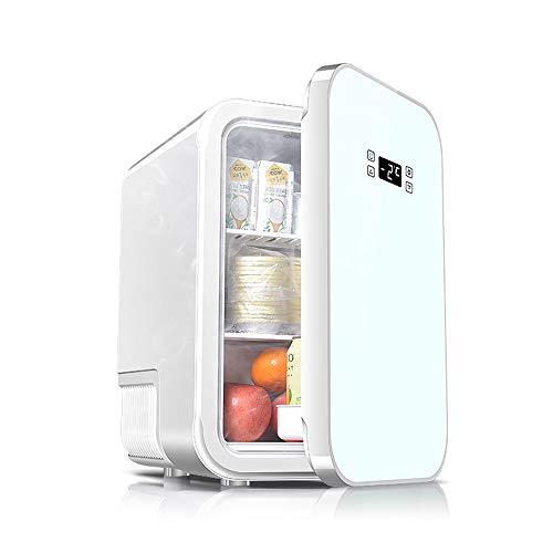 El PequeñO Refrigerador 12v Del Coche 25l, Hogar 220v Refrigeró El Mini Refrigerador De La RefrigeracióN Del Compresor De La Pantalla TáCtil Digital Silenciosa