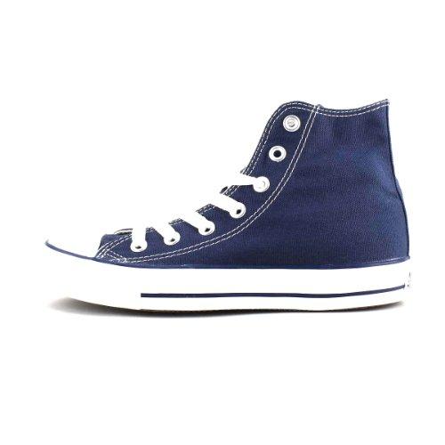 Converse Ctas Core Hi, Baskets mode mixte adulte bleu marine foncé