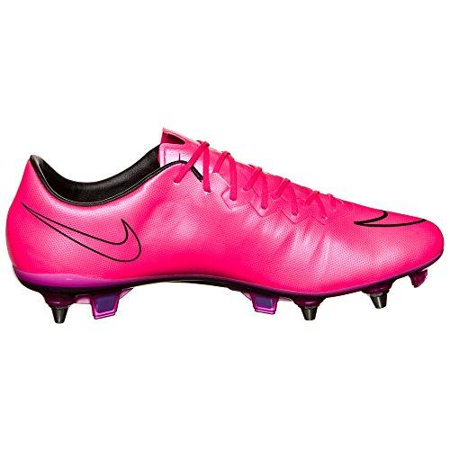 Nike  Mercurial Vapor X SG-Pro, Chaussures de football pour compétition hommes Rose - Rose