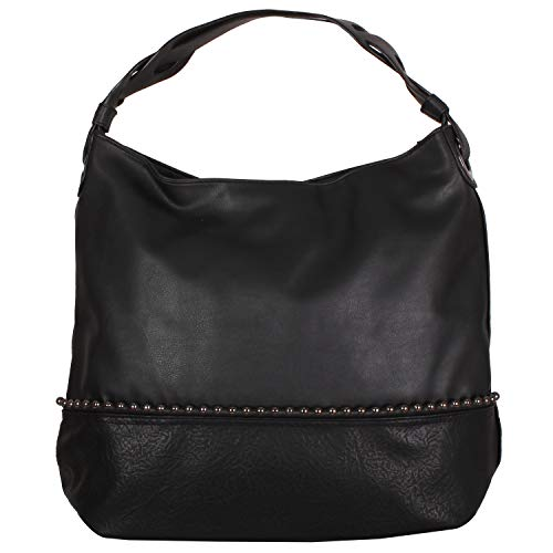 MISEMIYA Donna borsa Nero Size: 5x30x40 cm (W x H x L)