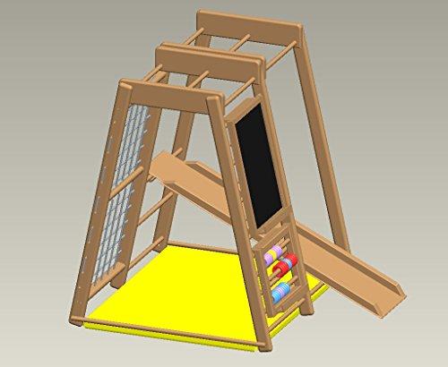 Klettergerüst Legler : Action funnyclouds kinder aktivitätsspielzeug kletterturm mit