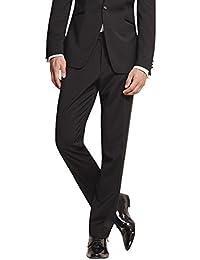 Wilvorst - Pantalón de esmoquin - Básico - para hombre