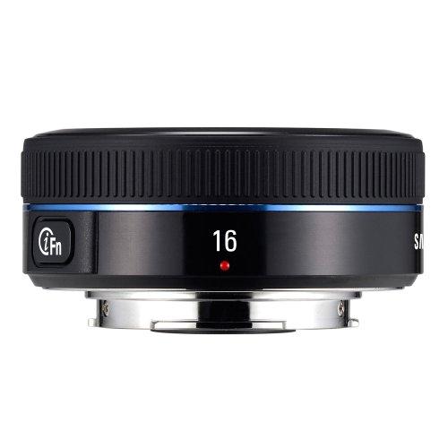 Samsung NX 16mm f/2,4Kamera Objektiv (schwarz)-Feste (Kamera Samsung Nx)