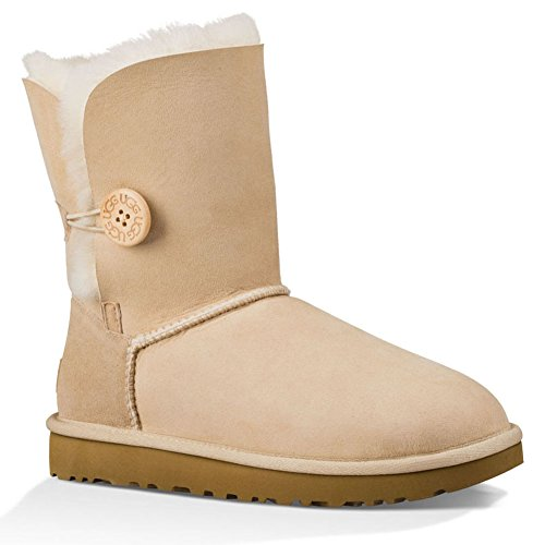 Ugg BAILEY BUTTON 2017 sand Sand