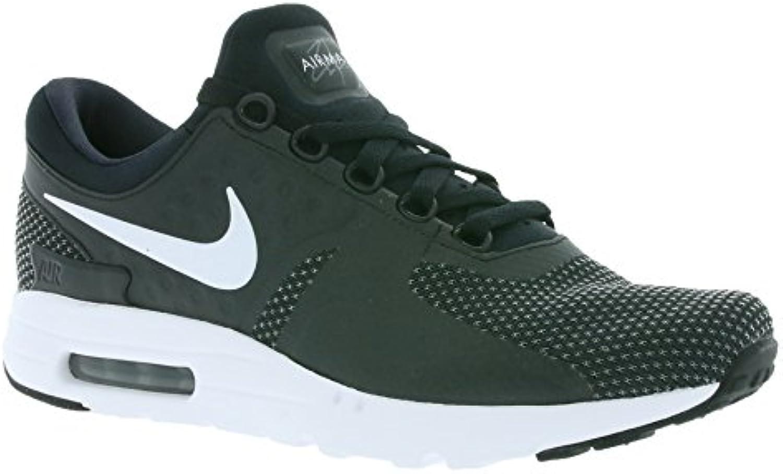 Zapatillas Nike Air Max Zero Essential, Schwarz (Black/white/dark Grey), 40 -