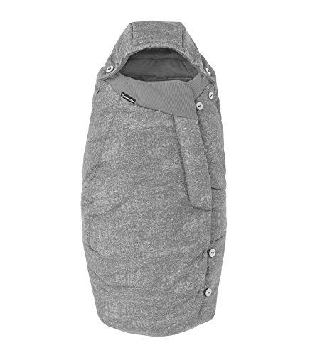 Maxi-Cosi Universal Fußsack passend für Kinderwagen und Buggy, nomad grey