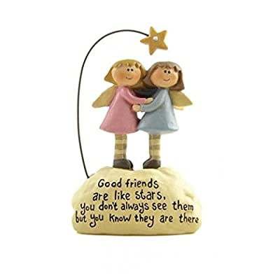 Good Friends Cute Gift/Keepsake Ornament by Heaven Sends #PHD080 by Heaven Sends