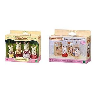 SYLVANIAN FAMILIES Familia de Conejos + Children