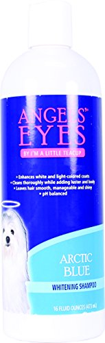 Angels' Eyes Whitening Dog Shampoo 16oz-Arctic Blue