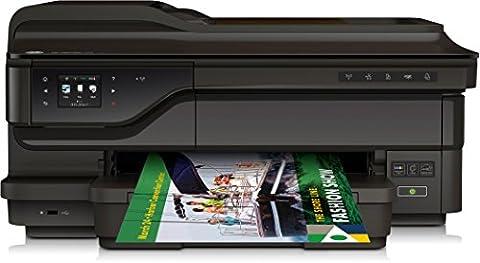 HP OfficeJet 7612 Imprimante Multifonction A3 Jet d'encre (15 ppm,
