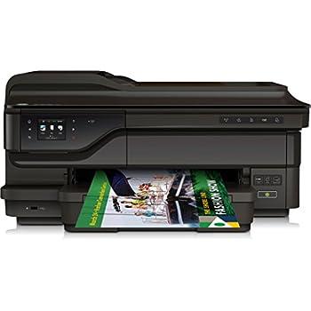 HP G1X85A#A80 OfficeJet 7612 Imprimante Multifonction jet d'encre A3 couleur (15 ppm, 4800 x 1200 ppp, USB, Wifi, Ethernet, Fax)