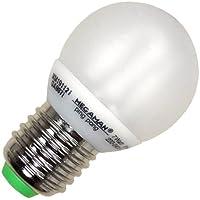 Megaman Ingenium Ping Pong Bulb 7w ES Warm White 15k hr GA807i