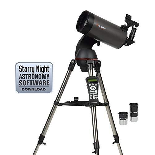 Celestron NexStar 127 SLT Mak - Telescopio importado