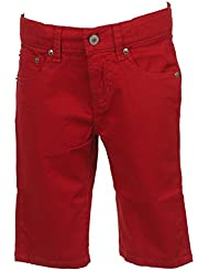 Bermuda Levis Kids 510 Rojo